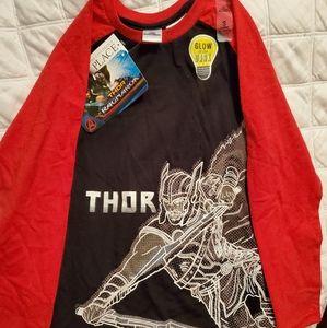 Thor long sleeve tee